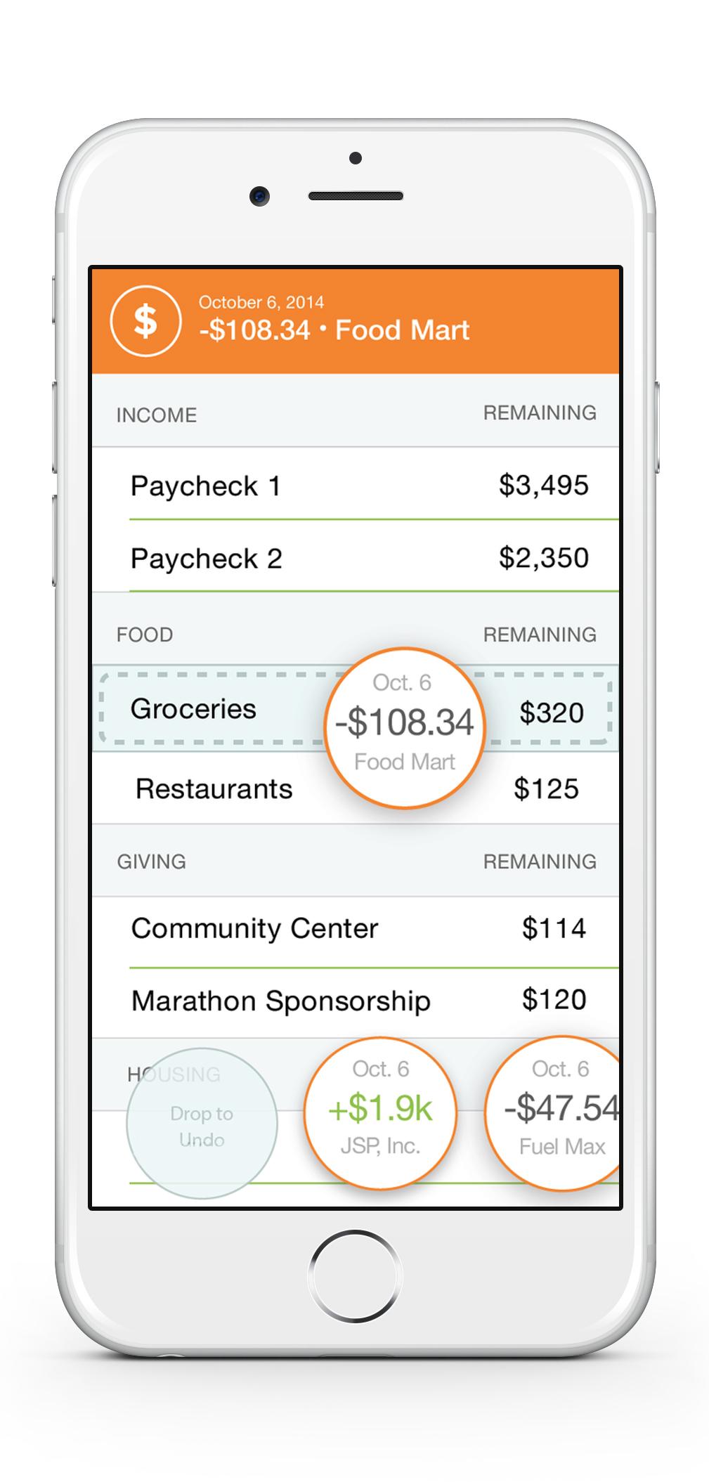Free Dave Ramsey Budgeting App: Every Dollar