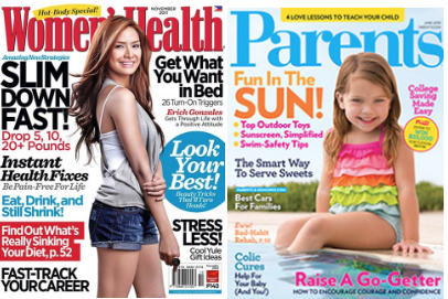 Free Subscription To Parents Magazine Womens Health Passionate