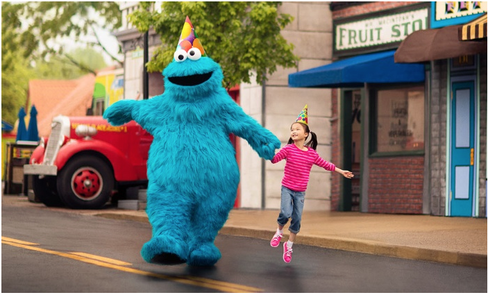 image regarding Sesame Place Printable Coupons identify Groupon: Sesame House Tickets $29.75 Each and every (Persistently $69)