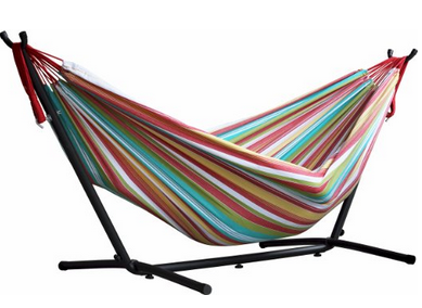 screen shot 2015 04 24 at 8 33 20 am today only  double hammock with stand just  79 99  lowest price      rh   passionatepennypincher