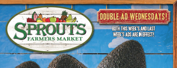 Double Ad Wednesday at Fresh Thyme & Sprouts!