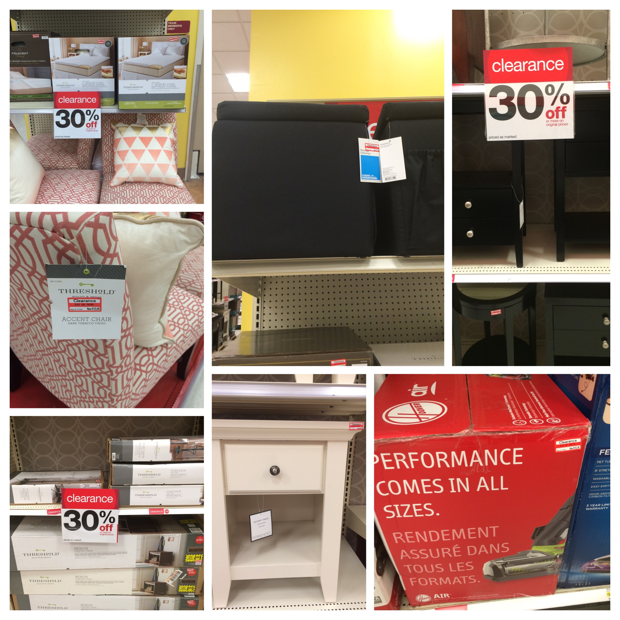 Target Extra Finds and Furniture Clearance: $.33 Neutrogena Soap, $.44 Nivea Shave Gel & More | Passionate Penny Pincher