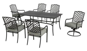 Screen Shot 2015 05 08 At 8.49.13 AM Right Now You Can Get A Fantastic Deal  On The Highly Rated Hampton Bay Ashtabula 7 Piece Dining Set ...