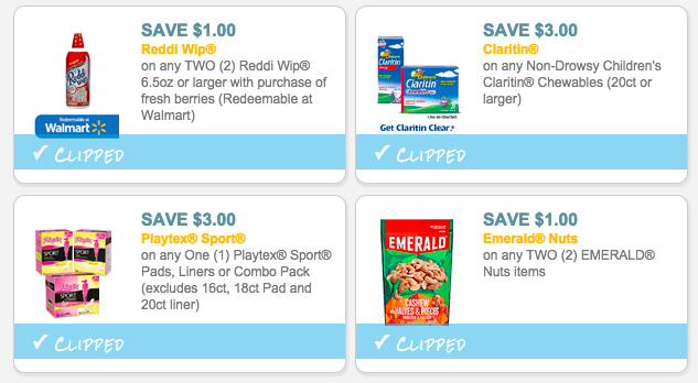 photo about Nutella Printable Coupon titled Loads of Model Fresh new Printable Discount coupons: Tidy Cats, Playtex