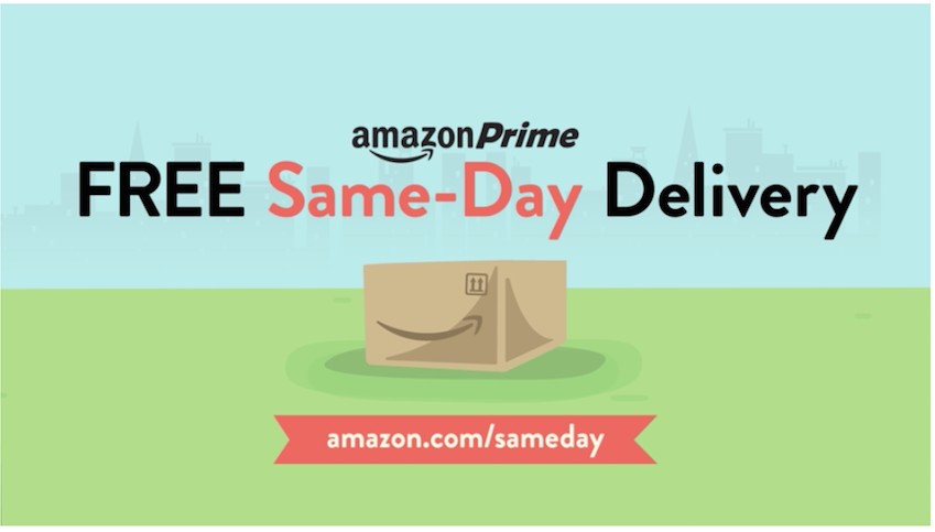 FREE Same-Day Delivery for Ama...
