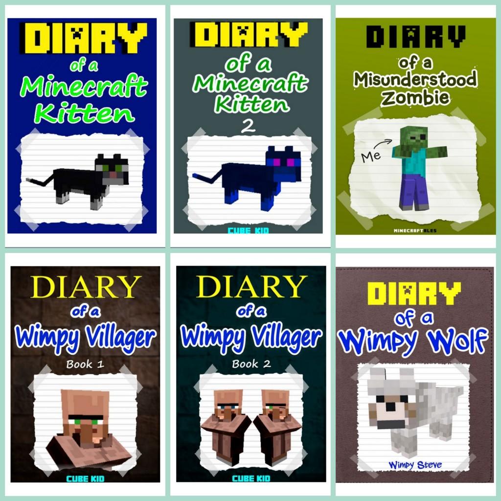 Unofficial Minecraft Book