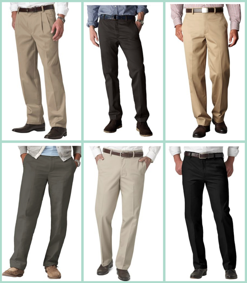 8c4eae5c Kohl's: Dockers Men's Signature Khaki Pants $17.49, Shipped + Sonicare  Electric Toothbrush $19.99