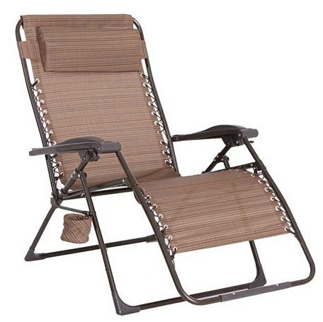 Kohl S Sonoma Outdoors Oversized Antigravity Chair Shipped Regularly