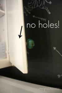 stick on cabinet knob