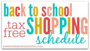 2015taxfreeshoppingschedule