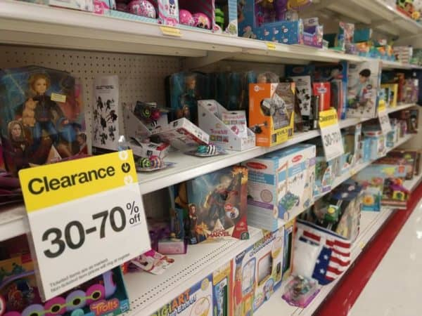 The target toy clearance event is here with great deals up to 70% OFF!