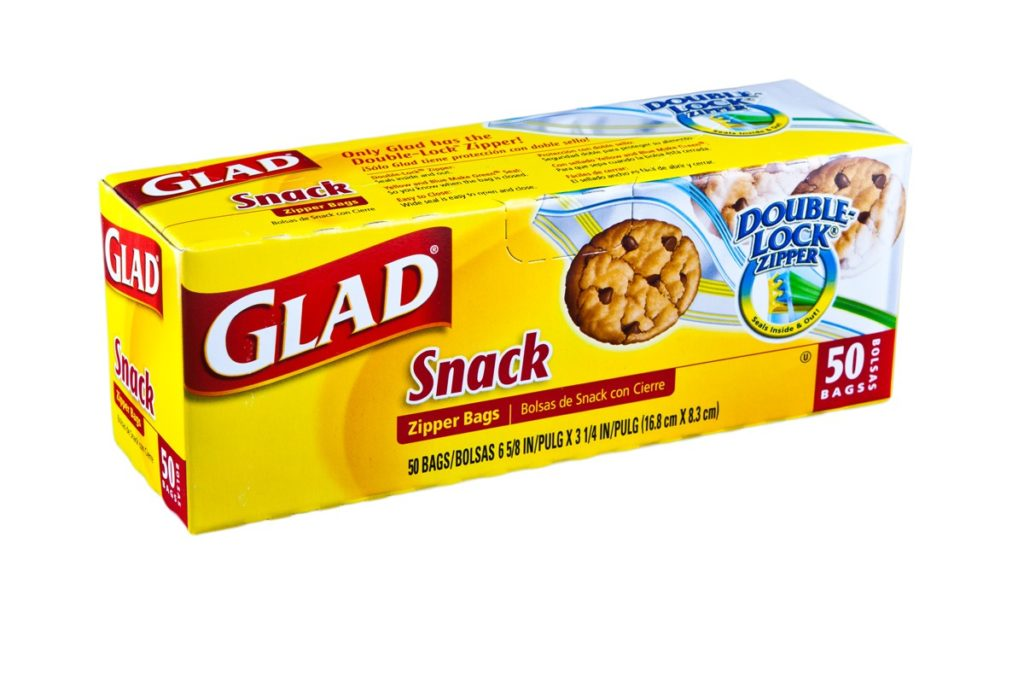 Glad Snack Bags