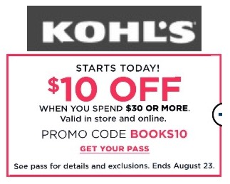 Dec 09,  · Earn 10% Kohl's Cash every day on every purchase with a Kohl's Charge. Earn 5% Kohl's Cash without a Kohl's Charge. Members now enjoy 30%, 20% or 15% off during exclusive savings events throughout the year.