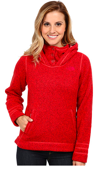 34f250a6c 6PM: The North Face Women's Crescent Sunset Hoodie $38 Shipped ...