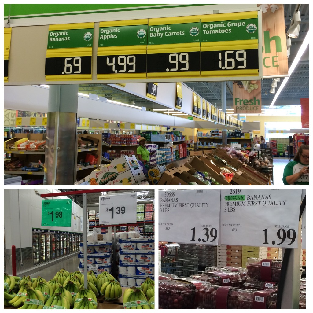 the ultimate aldi costco sam s club comparison chart and which items are worth making a trip to costco for need aluminum foil costco s the place to be
