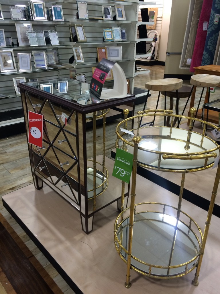 Check out small end tables at Home Goods. 17 Things You Need to Know Before Shopping at Home Goods