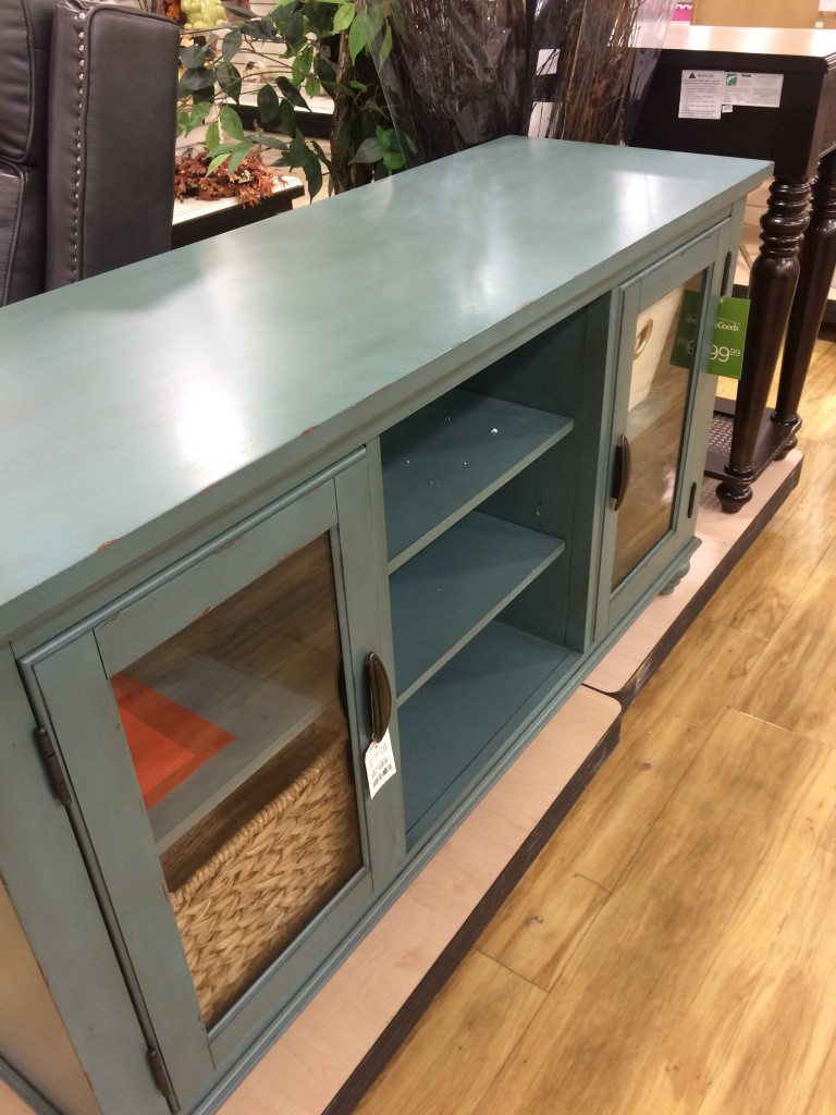 Home Goods has great funky end tables priced for way under  100   there s  no reason to pay more for these at a high end furniture store. 17 Things You Need to Know Before Shopping at Home Goods