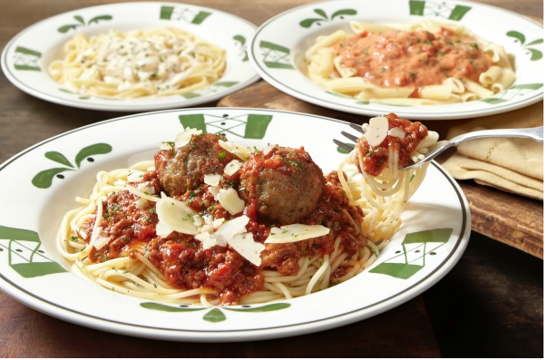 Olive Garden 8 Week Never Ending Pasta Pass For 100 441 Value Passionate Penny Pincher