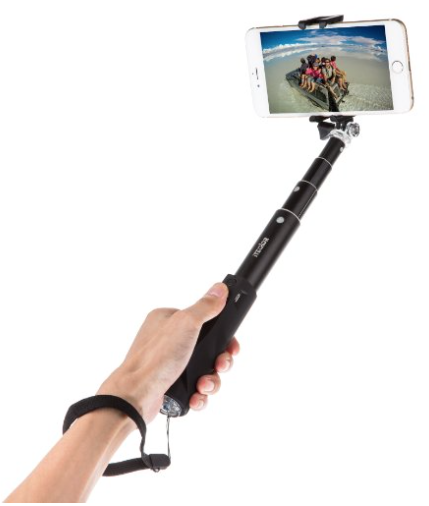 lowest price adjustable foldable selfie stick with wireless bluetooth passionate penny pincher. Black Bedroom Furniture Sets. Home Design Ideas