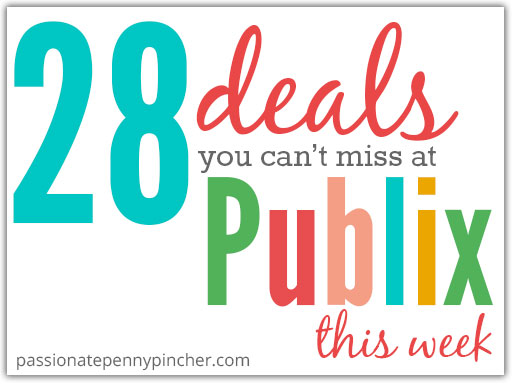 28 deals you can't miss at Publix this week