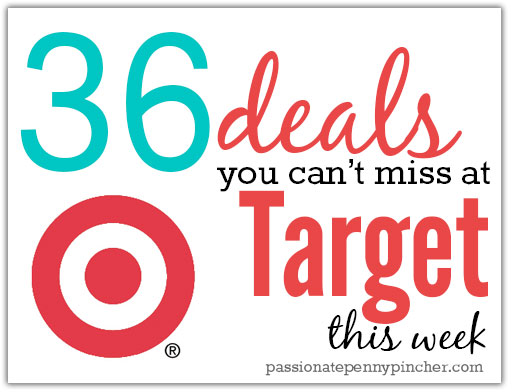 36 Deals You Can't Miss at Target This Week