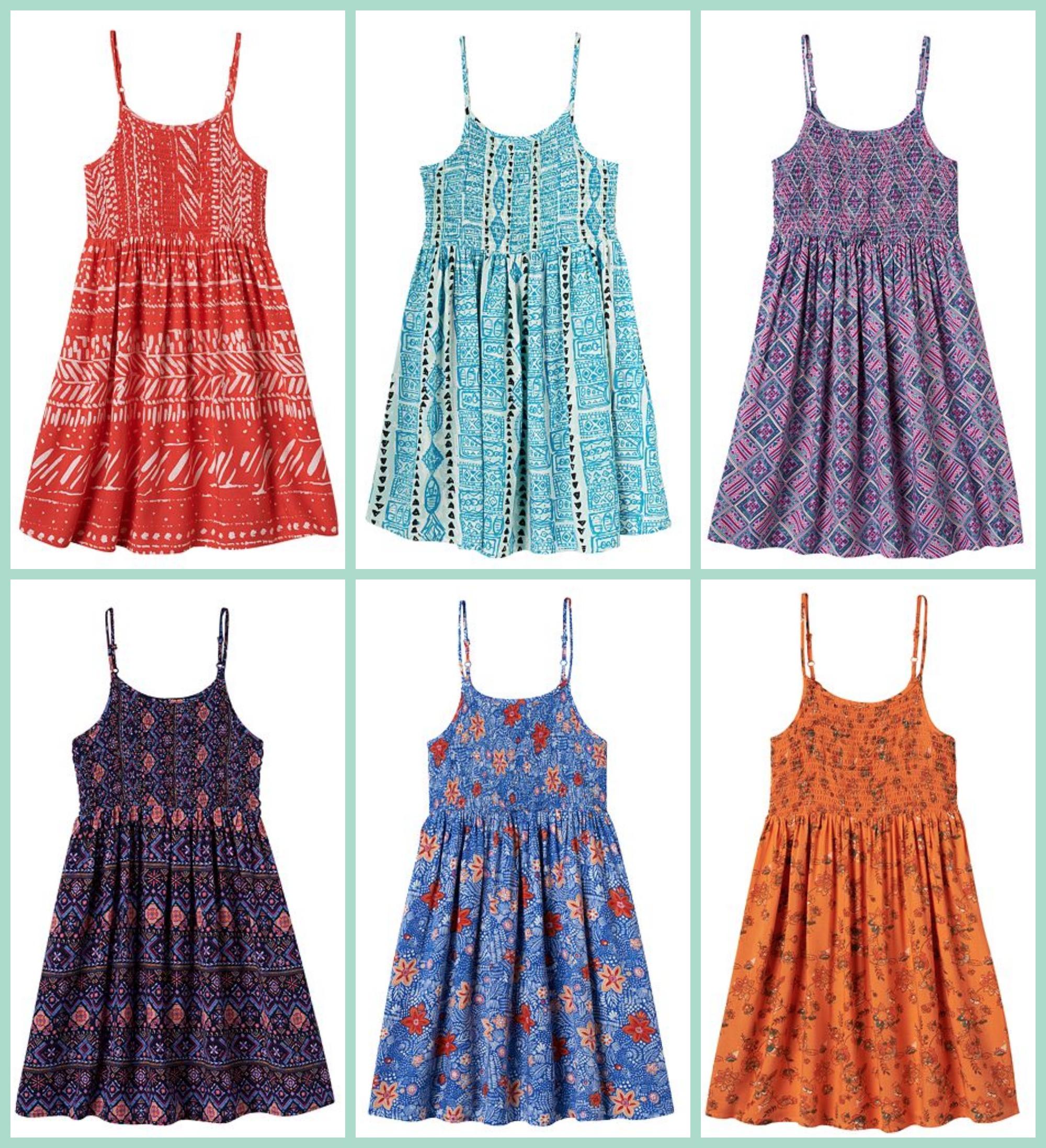 Kohl\'s: Mudd Smocked Bodice Skater Dress $5.04 + Lots of Great ...