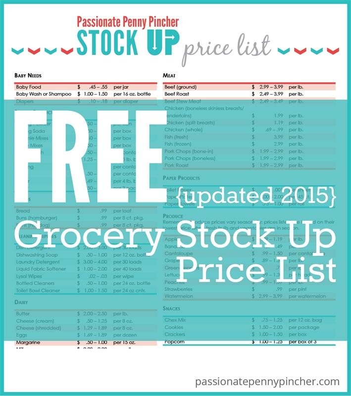 Penny Stock List Free