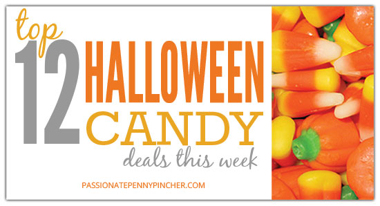 Top 12 Halloween Candy Deals This Week