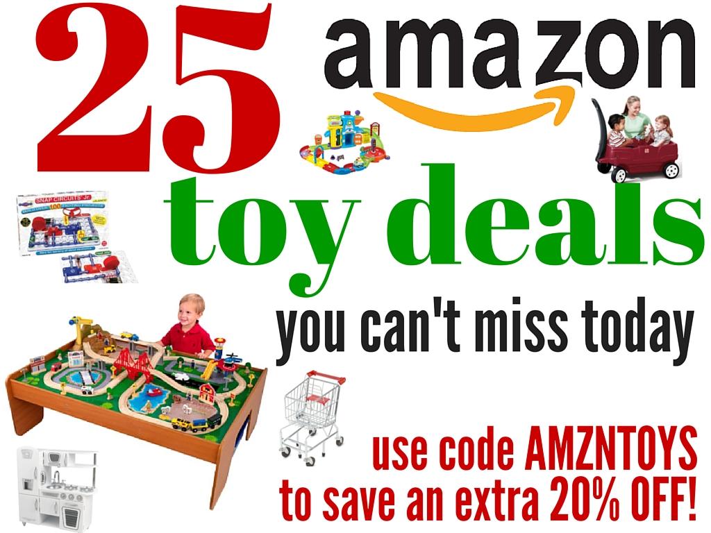 Amazon 20% Off Select Toys Code (Best Prices on KidKraft Kitchen ...