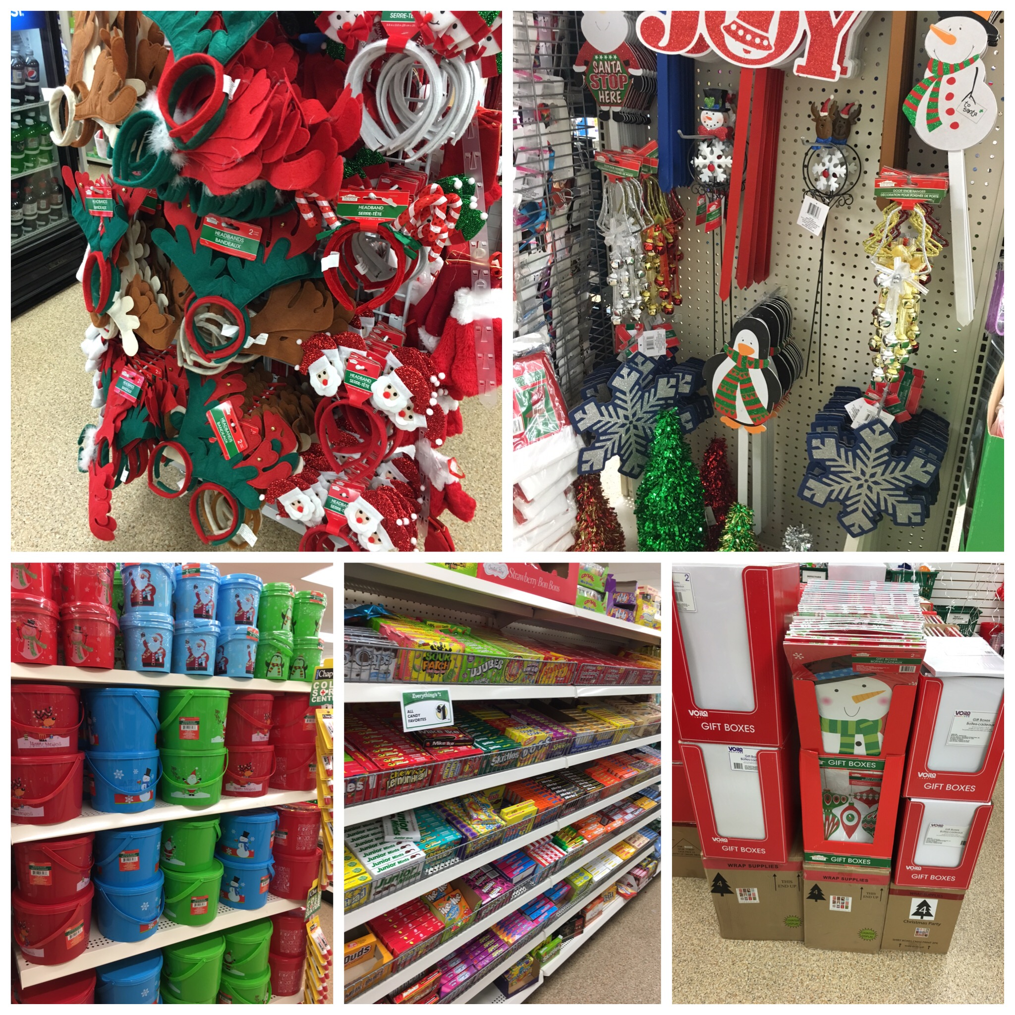 Deals you need to buy at the dollar tree christmas
