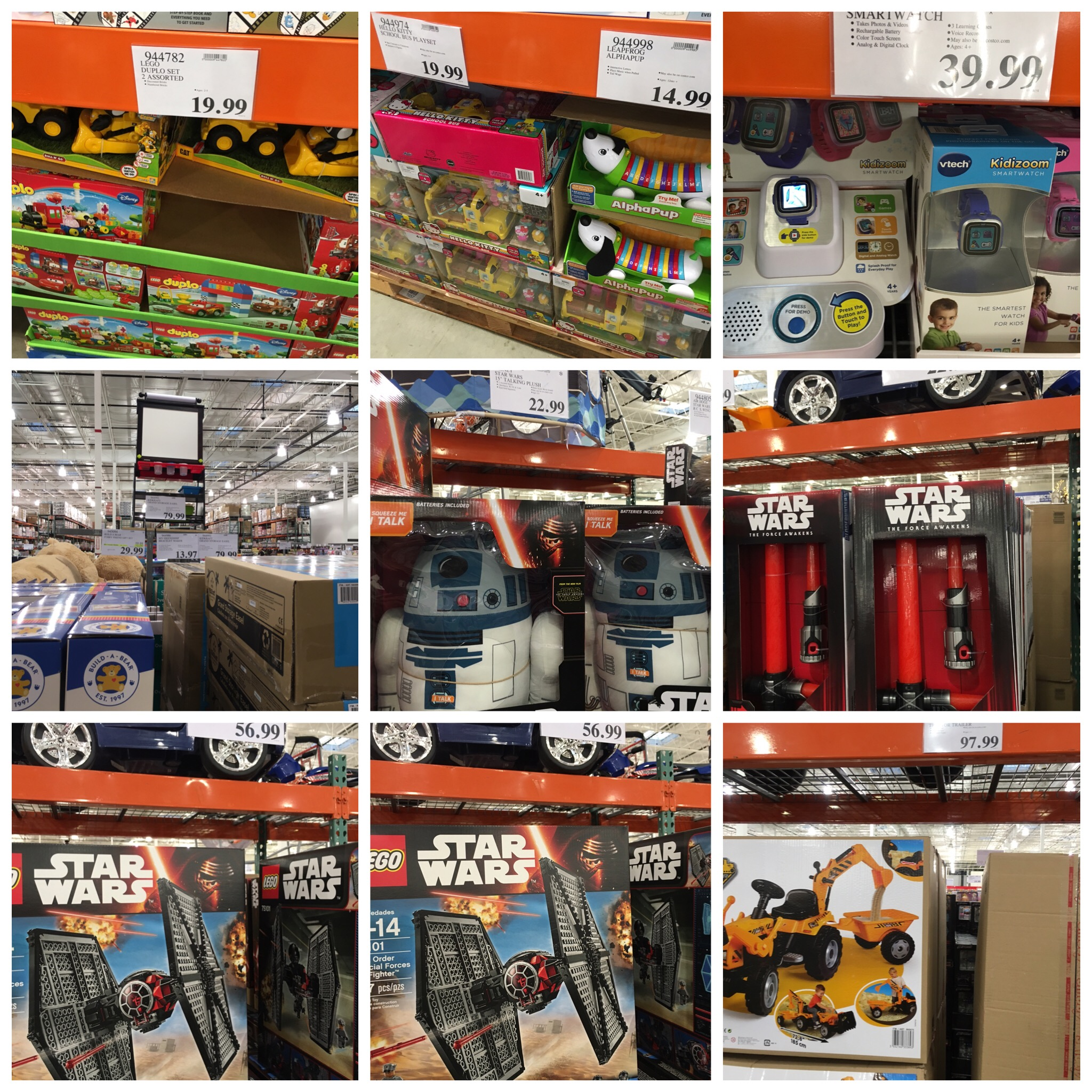 heres how the prices stack up christmas toys gifts