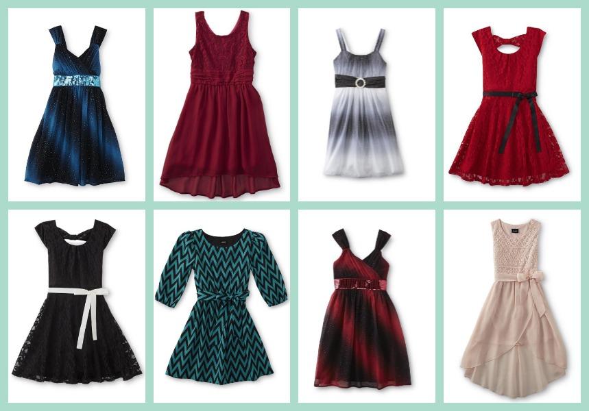 Black Friday Deal 32 Girls Holiday Dresses 9 At Kmart