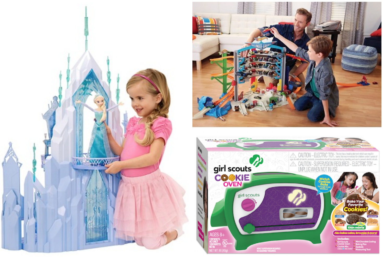 great deals on disney frozen elsa s ice palace playset. Black Bedroom Furniture Sets. Home Design Ideas