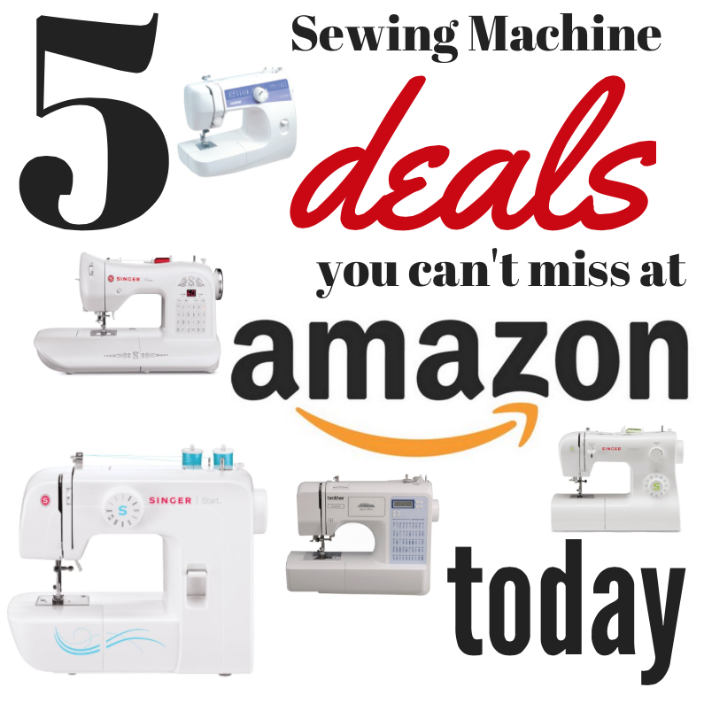 Black Friday Deal 40 Sewing Machine Deals SINGER Start Basic Adorable Deals On Sewing Machines