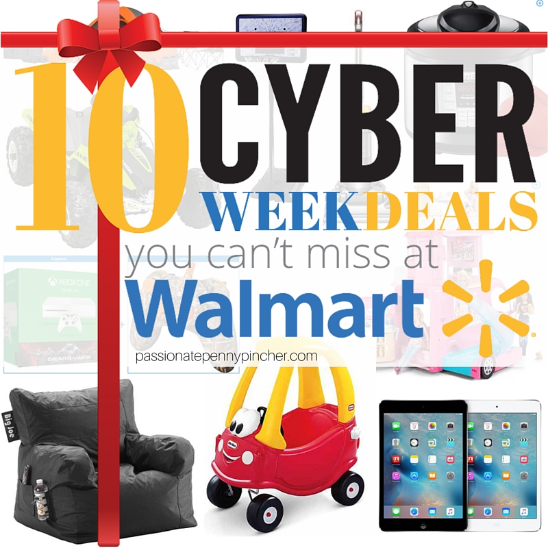 Walmart CyberWeek