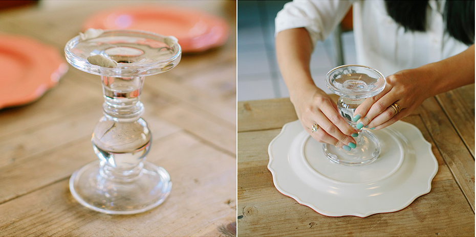 25 Days of Dollar Tree DIY Day 3: Cake Stand Passionate ...