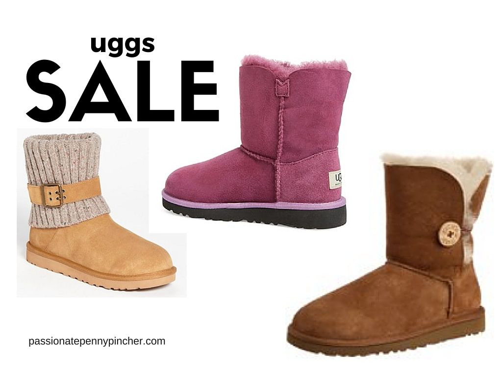 Black Friday Deal #14: Uggs at Nordstrom | Passionate Penny Pincher