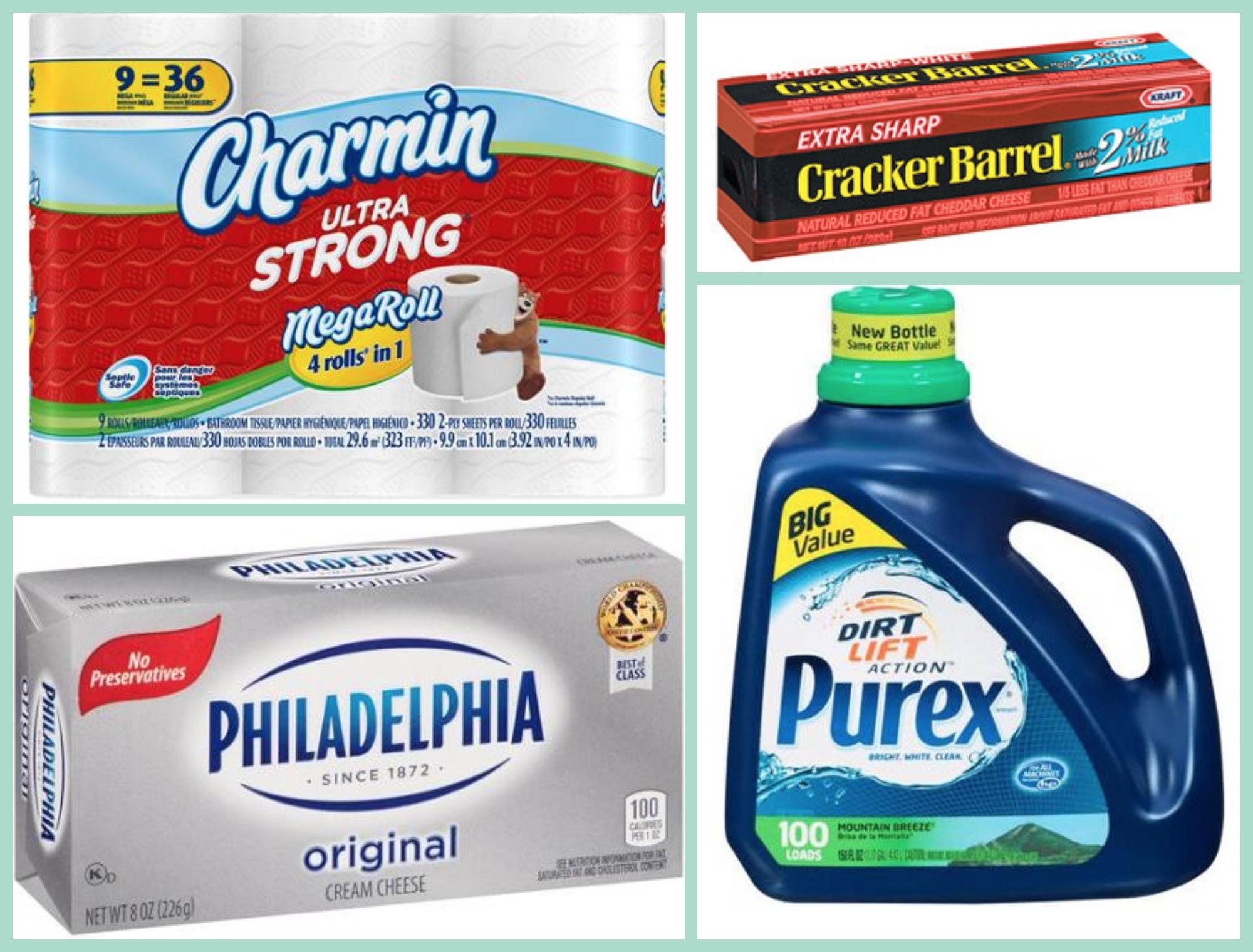 Kroger Mega Sale Great Deals On Charmin Cracker Barrel