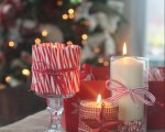 Friday Fluff Up: Christmas Decorating at the Dollar Tree