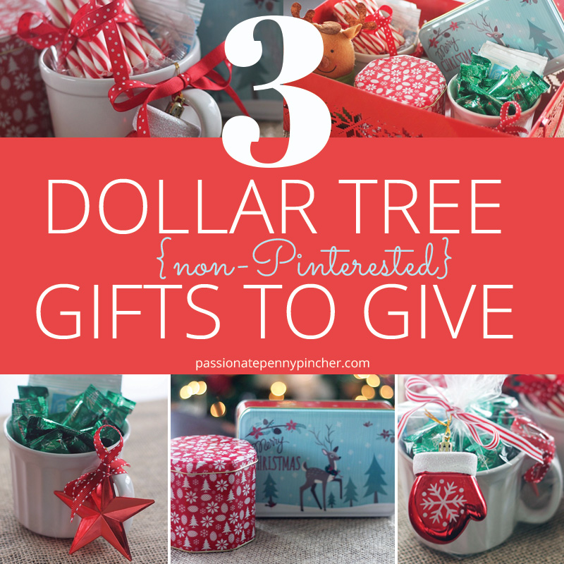 Dollar Tree Christmas Decor And Gift Ideas