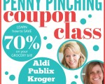 Upcoming Penny Pinching Coupon Class In North Alabama (1/2/16)