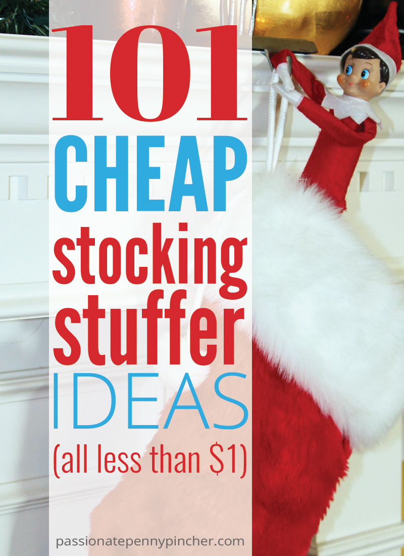 do not bust your budget on stocking stuffers this christmas check out these 101 cheap