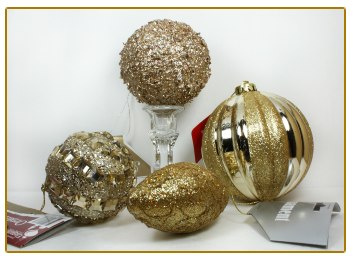 25 Days Of Dollar Tree Diy Day 23 Ornament Topiary Passionate