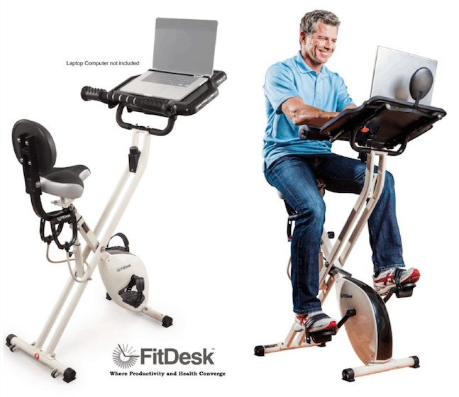 Desk Exercise Bike Hostgarcia