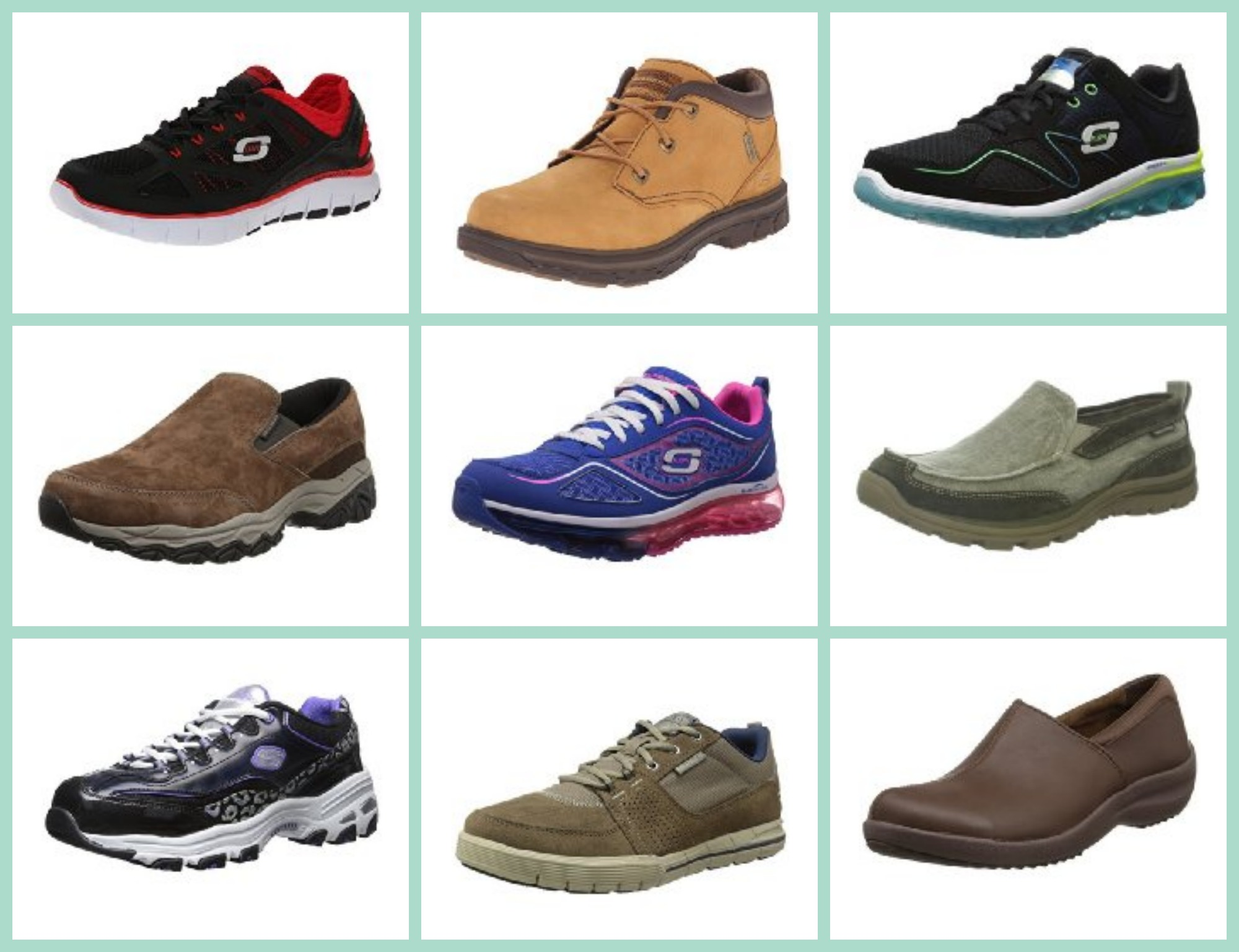 4e531491f1f5 50% Off Skechers Shoes - Today Only!