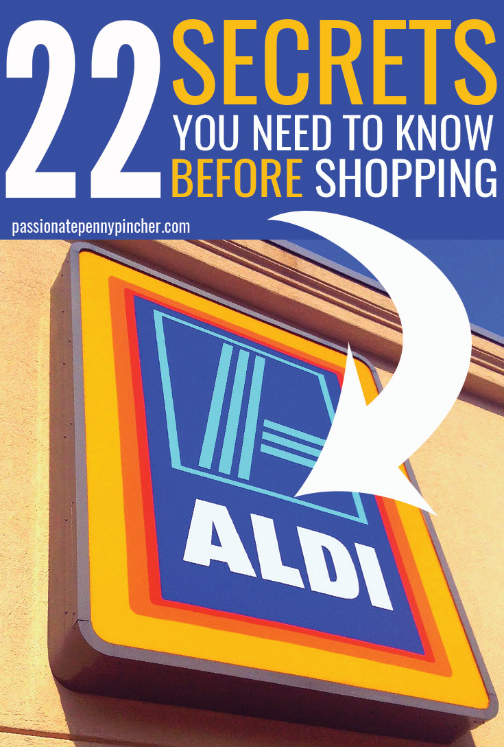 22 Secrets You Need To Know Before Shopping Aldi