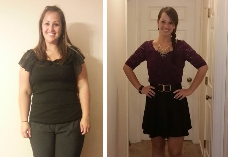 Green wraps weight loss picture 2