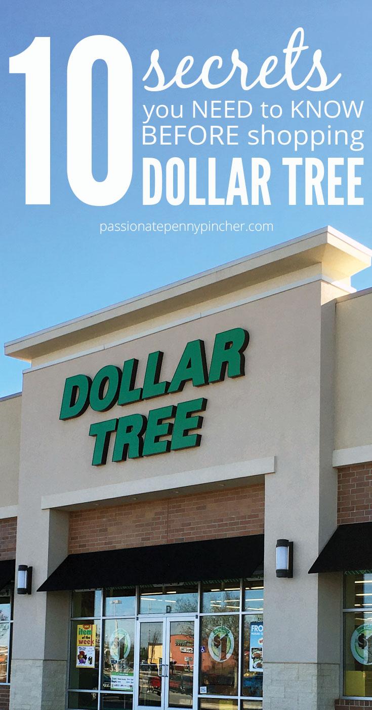 dollartreesecrets