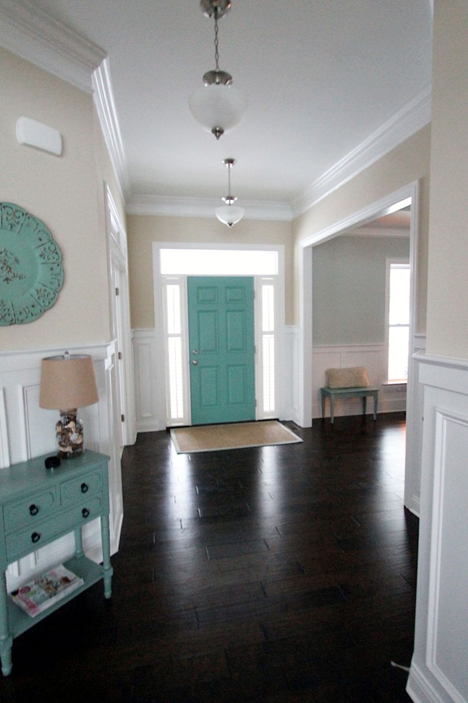 colors colors floor wall colors loves colors teal door front door. Black Bedroom Furniture Sets. Home Design Ideas