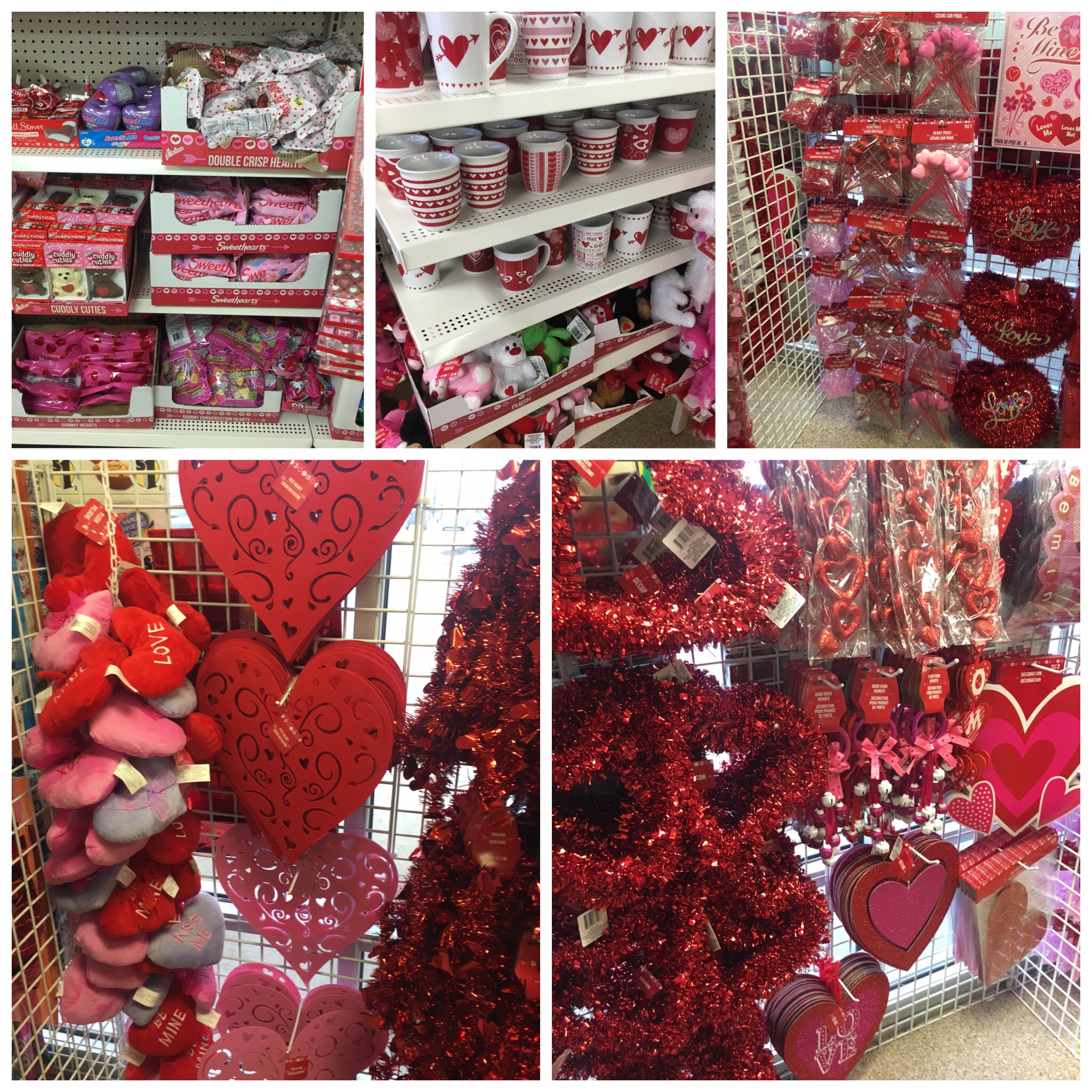 Dollar Tree Valentine Scarves Decor More All Just 1